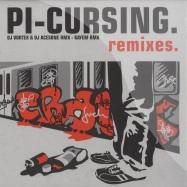 Front View : DJ Acesone - PI-CURSING - REMIXES - Pow! Recordings / pow-vnl002