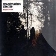 Front View : Speedmarket Avenue - WAY BETTER NOW (LP) - Elefant Records / ER-1132LP