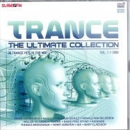 TRANCE - THE ULTIMATIVE COLLECTION VOL. 1/ 2009 (2XCD)