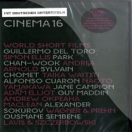 CINEMA 16 - WORLD SHIRT FILMS (DVD)