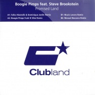 Front View : Boogie Pimps - PROMISED LAND - Clubland / CLR127