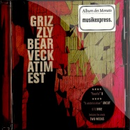 Front View : Grizzly Bear - VECKATIMEST (CD) - Warp / 32201822