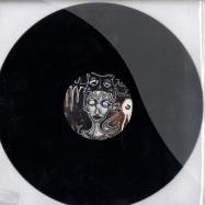 Front View : Ahmet Sisman - HI TECH BOOTY EP (BLACK VINYL) - Stock5 LTD / Stock5ltd004repress