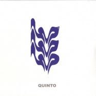 Front View : Quinto - 555 (VINYL ONLY 2x12 LP) - K-TV Recordings / KTV005LP