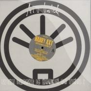 Front View : Harry Axt - ROLLERCOASTER EP - AFU LTD / AFULTD29