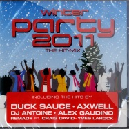 WINTER PARTY 2011 - THE HIT MIX (CD)
