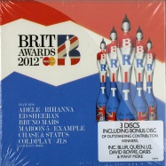 THE BRIT AWARDS 2012 (3XCD)