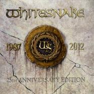 Front View : Whitesnake - 1987 (LTD MARBLED VINYL LP) - EMI / 6244661