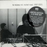 ROCKET ROAD (3XCD)