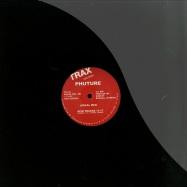 Front View : Phuture - ACID TRACKS - Trax Records / TX142