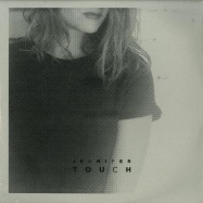 Front View : Jennifer Touch - JENNIFER TOUCH EP - Lunatic / LUN02