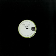 Front View : Giuseppe Cennamo , Manuel De Lorenzi , Duky , Jose Gastaldo - THE BLACK IS BLACK VOL.1 - Total Black Records / TB002