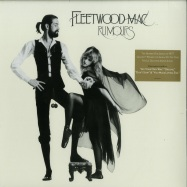 Front View : Fleetwood Mac - RUMOURS (LP) - Reprise Records  / 9362497935
