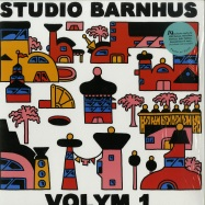 Front View : Various Artists - STUDIO BARNHUS VOLYM 1 (3X12INCH) - Studio Barnhus / BARNVOL001LP