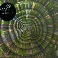 Front View : Aphex Twin - COLLAPSE EP (CD) - Warp Records / WAP423CD