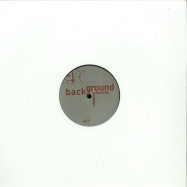 Front View : Andy Vaz / Kit Clayton / Todd Sines / Rhythm Maker - BACKGROUND CLASSICS VOLUME 1 - Background / BGCLA 001