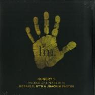 Front View : Worakls / Nto / Joachim Pastor - HUNGRY 5 (3LP) - HUNGRY MUSIC / HMV001