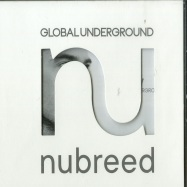 Front View : Various Artists - GLOBAL UNDERGROUND: NUBREED 12 (2XCD) - Global Underground / NU012CD / 8743950
