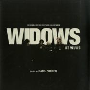 Front View : Hans Zimmer - WIDOWS O.S.T. (LP) - Milan Music / 8817721