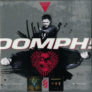 Front View : Oomph! - WAHRHEIT ODER PFLICHT + GLAUBELIEBETOD (2LP) - Sony Music / 19075938101