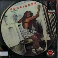 Front View : Foreigner - HEAD GAMES (LTD PICTURE LP) - Atlantic / 81227941864