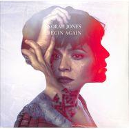 Front View : Norah Jones - BEGIN AGAIN (LP + MP3) - Blue Note / 7744040
