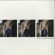 Front View : Our Girl - LIVE AT ST PANCRAS OLD CHURCH (LTD CLEAR LP) - Cannibal Hymns / HYMNS21