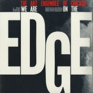 Front View : Art Ensemble Of Chicago - WE ARE ON THE EDGE: A 50TH ANNIVERSARY CELEBRATION (2LP + MP3) - Erased Tapes / ERATPLP123 / 05176271