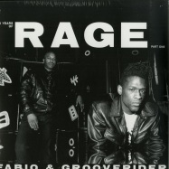 Front View : Fabio & Grooverider - 30 Years of Rage Part 1 (2LP) - Above Board Projects / RAGELPPT1