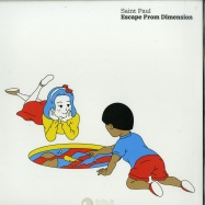Front View : Saint Paul - ESCAPE FROM DIMENSION - Moonrise Hill Material / MHM011