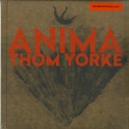 Front View : Thom Yorke - ANIMA (2LP + MP3) - XL Beggars / XL987LP / 05179071