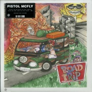 Front View : Pistol McFly - ROAD TRIP (LP + MP3) - Dirty Science / DS5012LP