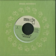 Front View : Witch Doctor - HOW CAN I WIN YOUR LOVE / ALL I KNOW, I LOVE YOU (7 INCH) - Cordial / CORD7018