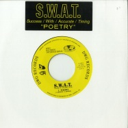 Front View : S.W.A.T. - POETRY (7 INCH) - Diggers With Gratitude / DWG7015