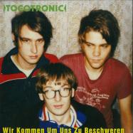 Front View : Tocotronic - WIR KOMMEN UM UNS ZU BESCHWEREN (2LP REISSUE) - Buback / 05918121
