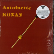 Front View : Antoinette Konan - ANTOINETTE KONAN (LP + MP3) - Awesome Tapes From Africa / ATFA036LP / 00136925