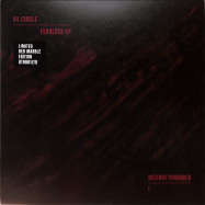 Front View : VII Circle - FEARLESS EP (LTD RED MARBLED VINYL) - Destroy To Rebuild / DTR001LTD