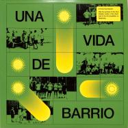 Front View : Various Artists - UNA VIDA DE BARRIO (12INCH+MP3) - Una Vida De Barrio / UVDB001
