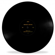 Front View : Manuel Meyer - SAME (INCL OLIVER GIACOMOTTO REMIX / ONE SIDED 12INCH) - 3000 Grad Records / 3000Grad080s