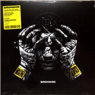 Front View : Bronson - BRONSON (LTD BLACK & YELLOW LP+MP3) - Foreign Family Collective, Ninja Tune / ZEN266C