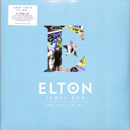 Front View : Elton John - JEWEL BOX: AND THIS IS ME (180G 2LP + MP3) - Mercury / 0731465