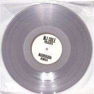Front View : MJ Cole - MADRUGADA REMIXES (TRANSLUCENT VINYL) - Universal / 852058