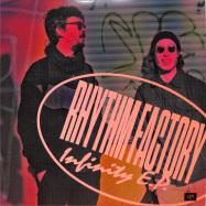 Front View : Rhythm Factory - INFINITY EP - La Pena / LPA025