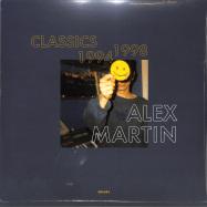 Front View : Alex Martin - CLASSICS 1994 - 1998 (2LP) - Canela En Surco / CNL002
