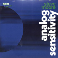 Front View : Steve Moore - ANALOG SENSITIVITY (KPM) (LP) - BE WITH RECORDS / BEWITH097LP