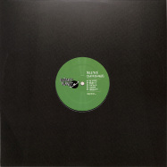 Front View : Paolo Macri - YOGA FOR BEGINNERS (VINYL ONLY) - Outcast Planet / OTP01