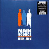 Front View : Main Source - THINK / ATOM (7 INCH) - Mr. Bongo / MRB7186