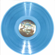 Front View : Kassian - CRUSH EP (BLUE MARBLED VINYL) - Shall Not Fade / SNFSS007