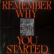 Front View : Regal - REMEMBER WHY YOU STARTED (2LP) - Involve Records / inv033