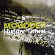 Front View : Monoder - HUNGER FOREST (LP) - Pakkas Levyt / pakkas0063